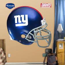 New York Giants Fathead Helmet Wall Decal