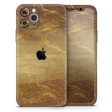 Molten Gold Digital Foil Swirl V1 Designskinz Protective Vinyl Decal Wrap Skin Cover Compatible With The Apple Iphone 8 Plus Full Body Screen Trim Back Glass Skin Walmart Com Walmart Com