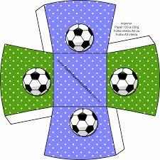 Futbol Cajas Para Imprimir Gratis Ideas Y Material Gratis Para