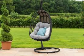 amalfi metal hanging chair den living