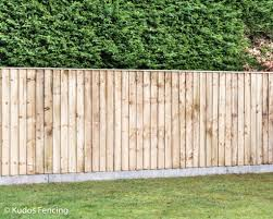 Choose Style Of Closed Board Fence Kudos Fencing Ltd