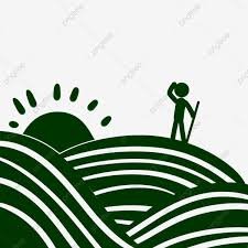 Farm Worker Silhouette, Farm Sun, Worker Farmer Silhouette PNG Transparent  Clipart Image and PSD File for Free Download