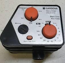 gardena electronic water timer 31229