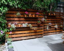 Pallet Fence Home Design Ideas How To Do This Work