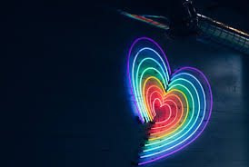 25 cool neon wallpapers reminiscent of
