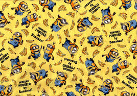 cloth for minion minions cotton er
