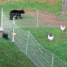 Poultrynet 12 48 3 Electric Netting Electric Poultry Netting Bird Netting Bird Aviary