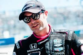 Indycar Series Driver Jack Harvey driving the AutoNation/Sirius XM ...