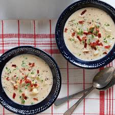 Creamy Seafood Chowder with Bacon ...