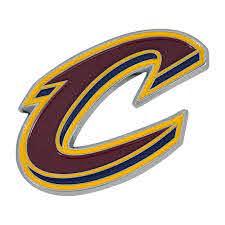 Set Of 2 Nba Cleveland Cavaliers Color Emblem Automotive Stick On Car Decal Christmas Central
