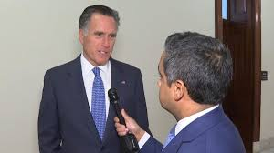 Mitt Romney says 'very likely' he'll be ...