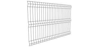 Black Banksia Handy Mesh Fence Panels Galvanized Steel Weld Mesh Powder Coated Black Fence Guru Fence Shop