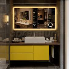 argos home rec illuminated bathroom