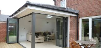 average build cost of a house extension