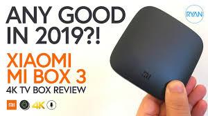 Xiaomi Mi Box 3 - POWERFUL 4K TV BOX Review (Any good in 2019?) - YouTube
