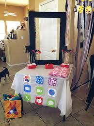 Iphone Ipad App Birthday Party Decorations Fiesta Cumpleanos
