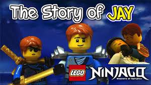 Lego Ninjago: The Story of JAY - YouTube