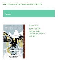 pdf zeitoun ebook pdf epub