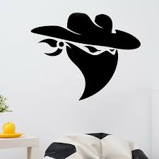 Style And Apply Cowboy Bandit Wall Decal Wayfair