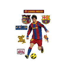 Buy Fathead Fc Barcelona Lionel Messi Wall Decal In Cheap Price On Alibaba Com