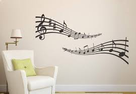 Music Wall Decals For Girls Room In 2020 Music Wall Decal Music Wall Decor Music Wall