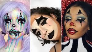 9 clown makeup ideas for 2017
