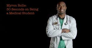 Secret Life of Scientists and Engineers | Myron Rolle: 30 Seconds On Being  A Medical Student | Season 2014 | Episode 6 | PBS