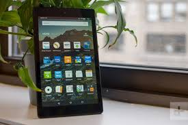amazon fire hd 8 2017 tablet review