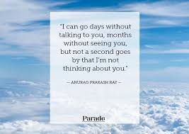 thinking of you quotes for him her or a great friend