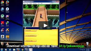 How to Play Pokemon X and Y on PC with 3DS Emulator? [Works!] on Vimeo