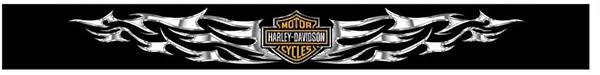 Amazon Com Harley Window Decal