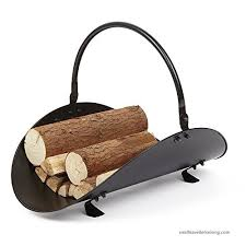 rocky mountain goods firewood basket