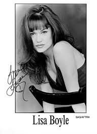 Lisa Boyle Autographed 8x10 Photo UACC Signed at Amazon's ...