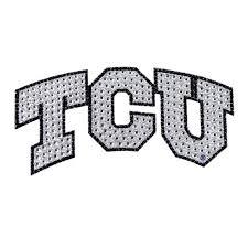Tcu Bling Decal Fanmats Sports Licensing Solutions Llc