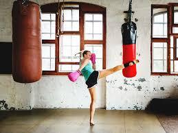 kickboxing benefits improved heart