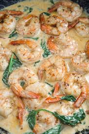 Easy Creamy Garlic Butter Shrimp ...