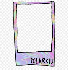 cute colorful pastel frame pink