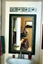 extraordinary beveled glass mirror trim