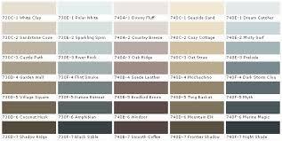 behr paint charts behr colors behr