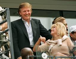 Trump's First Ex-Wife: How Ivana Went from Soviet-Era Schoolgirl to  Spending Holidays at Mar-a-Lago