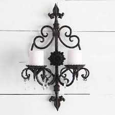 5 rustic wall sconces to light your