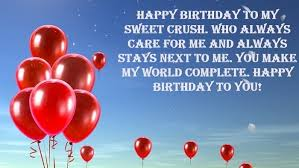 birthday wishes for crush girl birthday greetings for mom