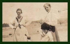 Myra Murray Yarborough and Cora Murray Rogers