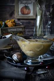 sauce brune recette gravy maison le