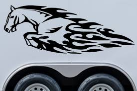 Trailer Decals Stickers Decalboy