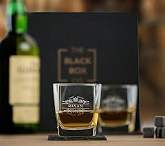 the black box co 2 personalised whiskey