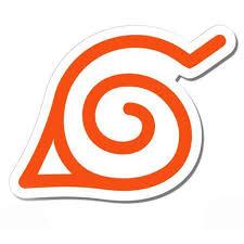 Naruto Konoha Leaf Symbol Vinyl Sticker Waterproof Decal Sticker 5 Walmart Com Walmart Com