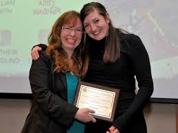 Abby Wagner - 2012 Outstanding Co-op Award