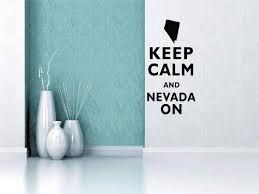 Amazon Com Keep Calm And Nevada On Kcco Vinyl Car Sticker Symbol Silhouette Keypad Track Pad Decal Laptop Skin Ipad Macbook Window Truck Motorcycle Decal Sticker Vinyl Car Home Truck Window Laptop Kitchen