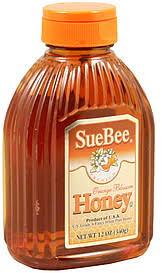 sue bee honey 12 oz btl